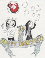 Happy Derpy Day by A12D
