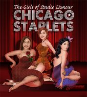 The Chicago Starlets 3 by photon-nmo