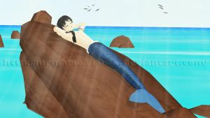 [MMD] Relaxing Time by MrMario31095