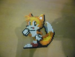 Hama beads Tails by adamis