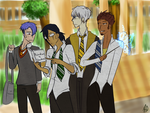 Daily Life for Troublesome Wizards by Riku-D
