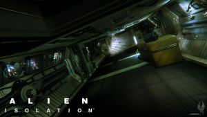 Alien Isolation 140 by PeriodsofLife