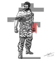 Punished Snake by cyril002