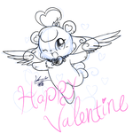 Happy Valentine ! by chichicherry123