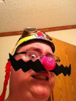 Finished Wario Nose by BigAl2k6