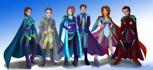 The Guardians by werunchick