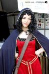 Mother Gothel - Tangled cosplay by vivianenobre