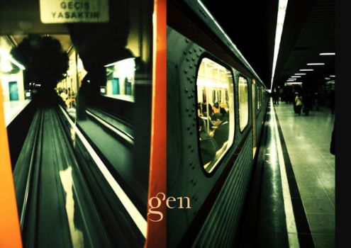 subway by Ozgen Ercan by ozgenercan