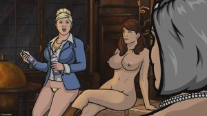 Archer - Cheryl Tunt and Pam Poovey by 2ndChainMale