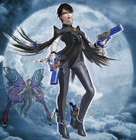 SSB4 Bayonetta XPS download by Chaotixninjax