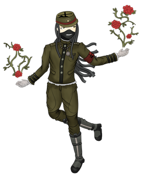 [COLLAB] Roses And Thorns For My Loved One by DarkestStarryNights