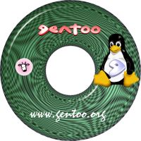 Gentoo linux cover by joesbox