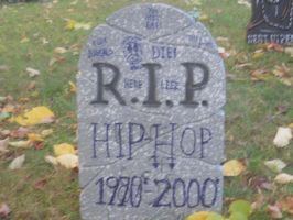 HIP HOP IS DEAD by Knuklez