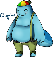 Quarbo fanart :3 by HollieBiscuit