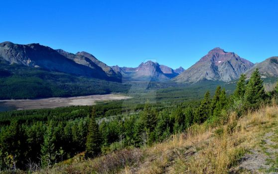Wild Country by ChaosWolfPictures