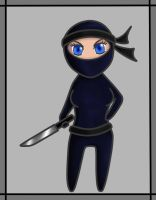 Ninja! by InvisibleNinjaGirl