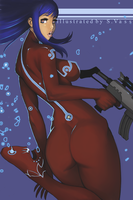 Red Six by desolate1