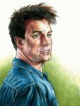 John Barrowman by EatToast