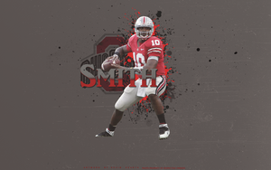 Troy Smith Wallpaper by KevinsGraphics