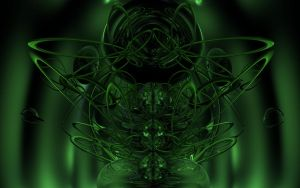 Whimsy in Green Pt.2 by TexManson