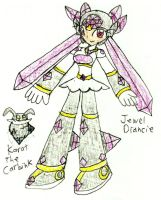 Jewel Diancie Reference Sheet by SurgeCraft