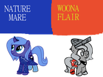 The narute mare WOOna Flair by SKULLuigi
