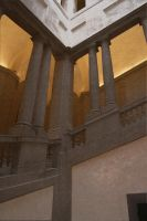 Lacy Staircase by TullaRask
