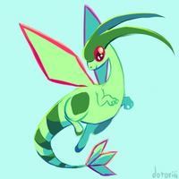 FLYGON by Dotoriii