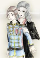 Takarazuka Fanart... sort of by Unroyalty