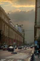 The streets of Paris by UrbanShots