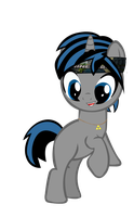 Kyoshi 'Turbo Button' Vector 3 by KyoshiTheBrony