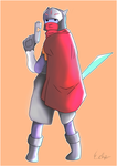 Hyper Light Drifter by EclipseLycan