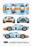 Ford GT40 Rodriguez-Bianchi by ibsenop