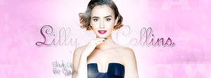Lilly Collins by PhotopacksLiftMeUp