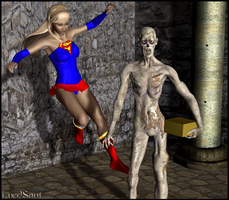 A Gift For Supergirl Raw File 01 by LordSnot