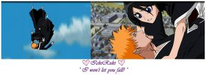 IchiRuki by patsy92