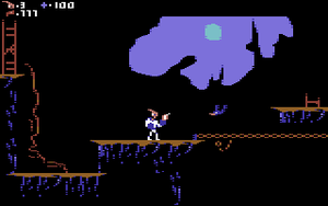 Earthworm Jim C64 by bogely
