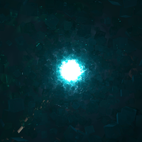 Daily render #16: Diamond Cave by MyBurningEyes