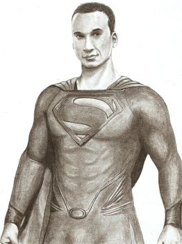 Jeremy - Man Of Steel by magentafreak
