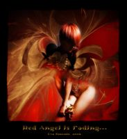 Red Angel is fading... by Xantipa2-2D3DPhotoM