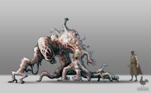 Hecatoncheires Concept by omnipotent-chicken