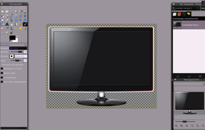 MONITOR HD.psd by ilnanny