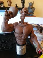 Earthworm Jim WIP by logan250