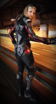 Mass Effect Andromeda | Ryder arrived II by LadyTenebraeTabris
