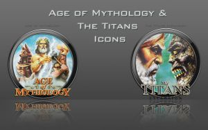 Age of Mythology + The Titans by zahnib