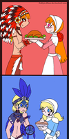 AT: The First Thanksgiving by PrincessCallyie
