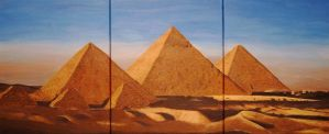 Pyramids by Woolf20