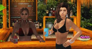 Jill-Sheva  ISLAND BAR by blw7920