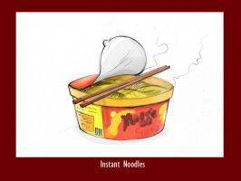My Maggie Mee by chua8