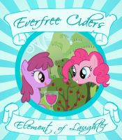 Everfree Ciders by lutra13